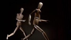 Physiotherapy Wooden Joint Dolls